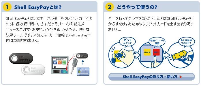 昭和シェル石油Easy Pay03